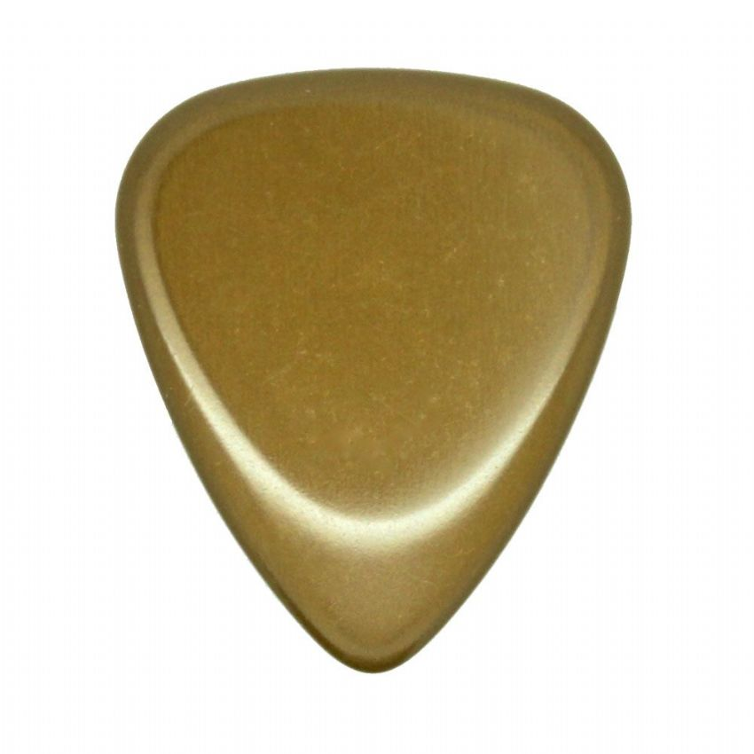 Metal Tones - Brass - 1 Guitar Pick | Timber Tones
